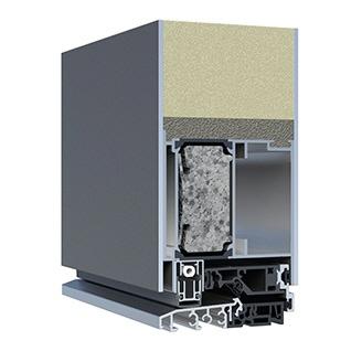 Aluminium Hausturen Technik