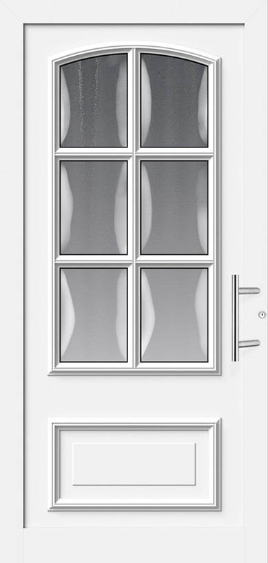 aluminium haust ren van gogh kompotherm. Black Bedroom Furniture Sets. Home Design Ideas